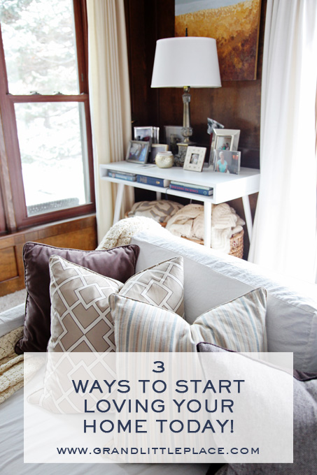 How to decorate your new house and make it feel like home three easy steps