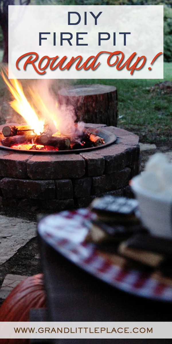 How to DIY a Backyard Fire Pit