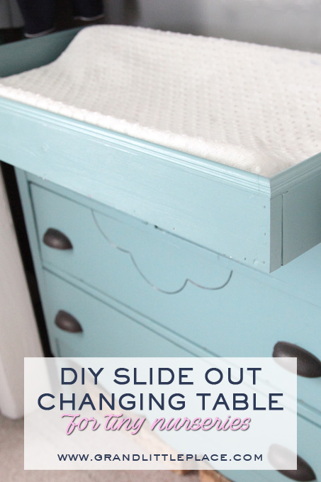Grand Little Place Pinterest Image Changing Table Top for Dresser Inside of a Closet