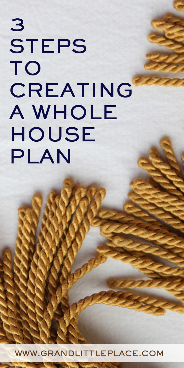 Create a house you love with a whole house plan