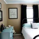 Vintage DIY Guest Room