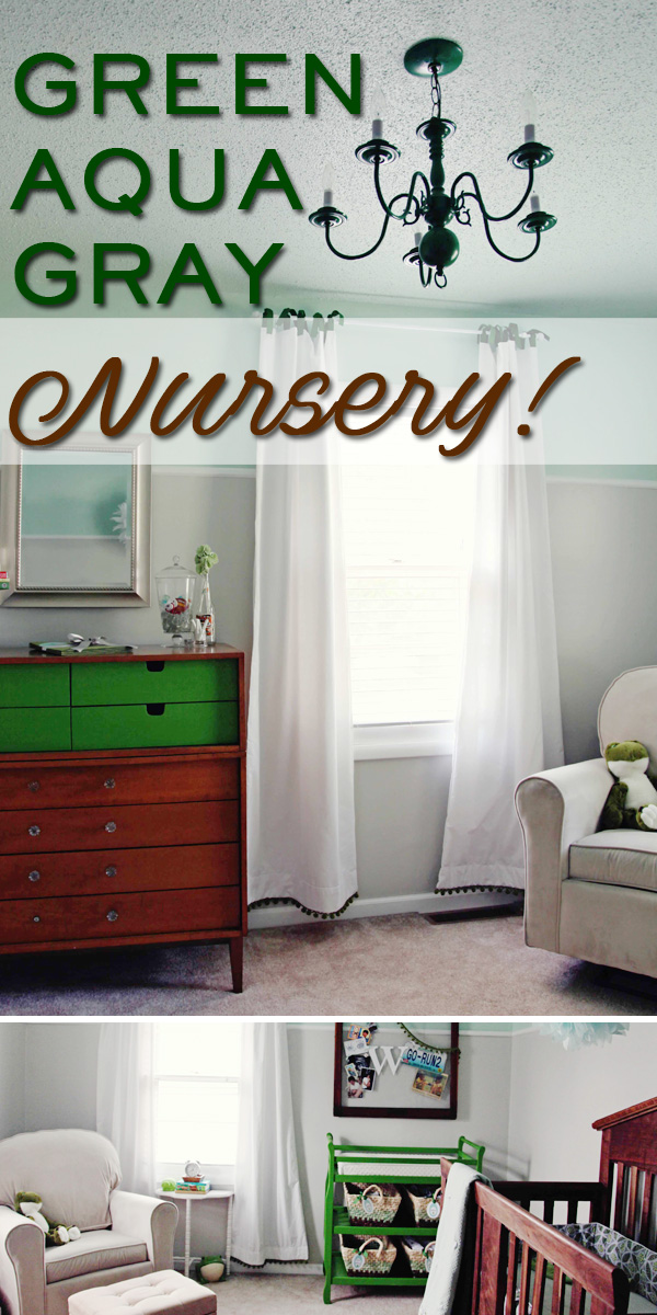 How to decorate a nursery on a budget with DIY and big style Apartment Therapy room feature