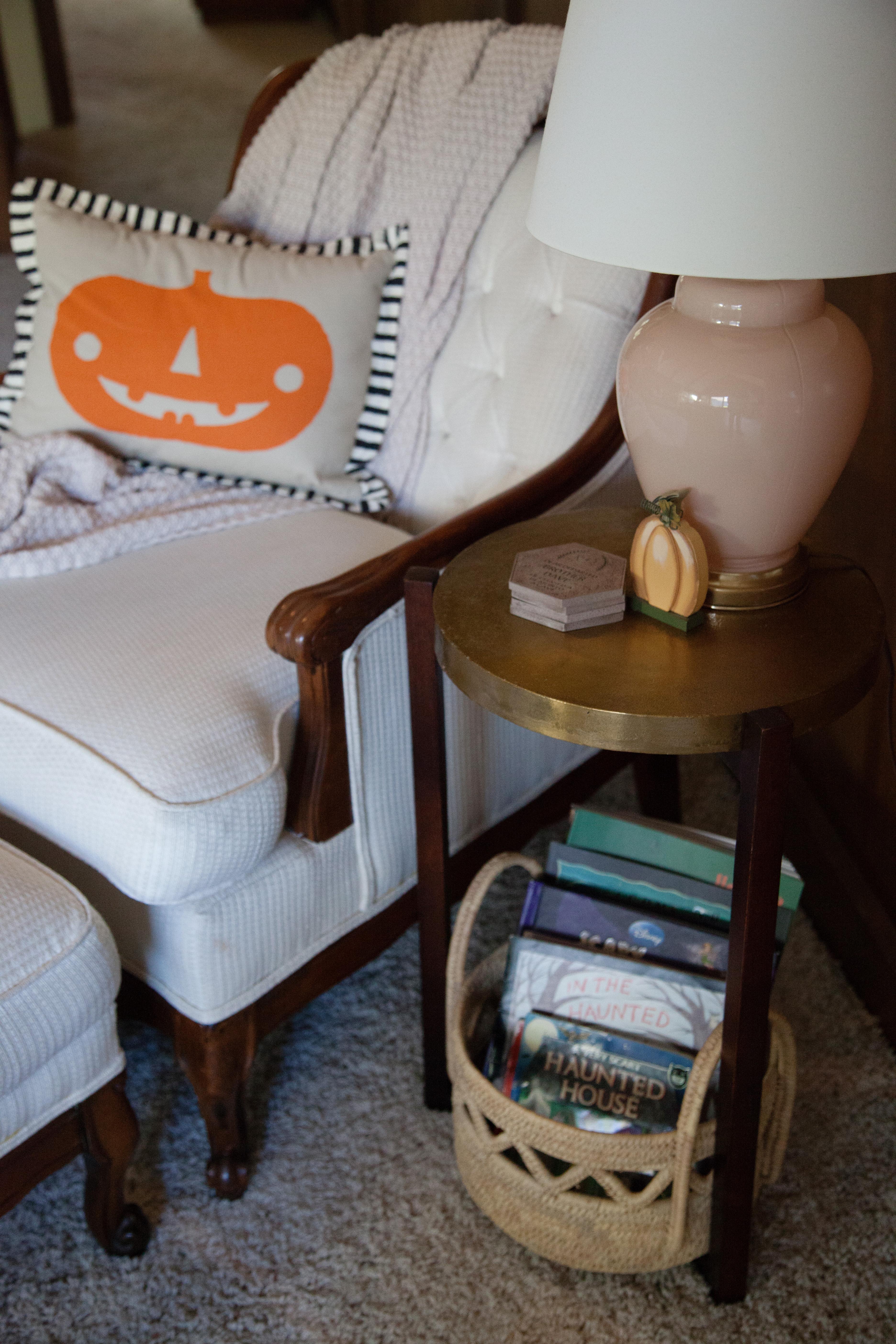 Non Spooky Halloween Decor for Kids