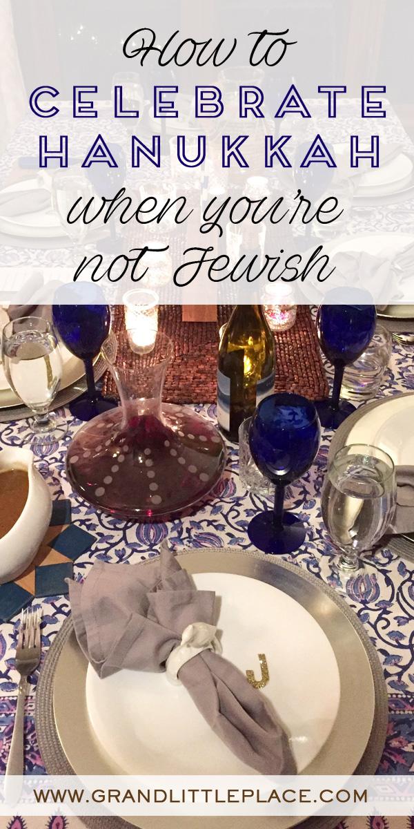 Hanukkah decorations