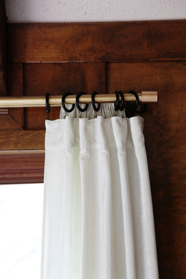 How To Hang Curtains With Hooks Grand, How To Hang Curtains On Hooks And Rings